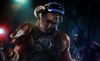 『The Elder Scrolls V: Skyrim PSVR』日本語版が本日発売!
