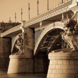 『行った気になる世界遺産 ブダペストのドナウ河岸とブダ城地区およびアンドラーシ通り マルギット橋』の画像