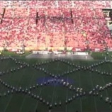 『【海外】モダン・ブリティッシュ・インベーション! 2011年カリフォルニア大学『ハーフタイムショー』フルショー動画です!』の画像