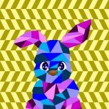 『隠れパンダ』の画像
