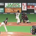 札幌ドームの球審、ゾーンが広すぎるwwww