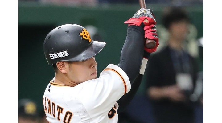 【 動画 】巨人・岡本、本日2本目の安打は2点タイムリー!