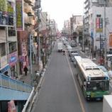 『都会の商店街の構造的問題』の画像