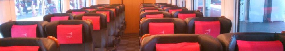 通勤ライナーを抜本的拡充して、圧倒的多くの乗客に快適通勤を! イメージ画像
