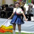第67回湘南ひらつか七夕まつり2017 その42(神奈川県警察音楽隊/カラーガード隊)