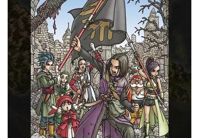 【悲報】国民的RPG「ドラゴンクエスト」の最新作、ひっそりと今日発売