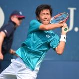 『【乃木坂46】プロテニス西岡良仁 『西野七瀬さんのファンです。ぜひ認識してほしいです』』の画像