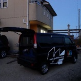 『善通寺市に飛騨産業のSEOTOシリーズのリビングテーブルを納品』の画像