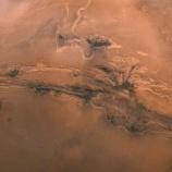 『マリネリス峡谷』の画像