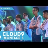 『Cloud9 公式Montage 3 (Rush&Incarnati0n&Sneaky&Balls)』の画像
