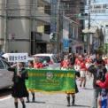 2012年 第9回大船まつり その15(鎌倉女子大学中高等部マーチングバンド部・市内パレード)