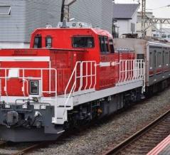 3/31 東急3000系3008F リニューアルされJ-TREC出場