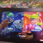 任天堂の格ゲー「ARMS」のゲームプレイ映像が話題に 【海外の反応】