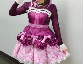 竹達彩奈さん、ムッチムチのアイマス衣装姿をうpwwwwwwwwwwwwwww