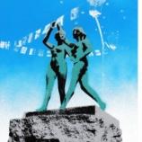 『ブログ「裸体像Tシャツ計画~オクラホマミキサー」その4』の画像