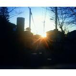 『今日も一日が始まる』の画像