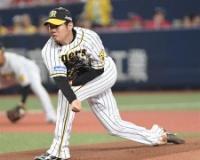 西勇輝 5勝7敗3.04 127回 年俸2億5000万
