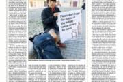 7年間の記者生活に疲れた韓国人、スペインに出発し巡礼路1800kmで慰安婦問題の広報