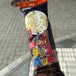 『【本日限定】街中で三立製菓さんがイベントやってるよー。アンケートに回答すると恵方巻チョコバットをプレゼント!!(限定200個)』の画像
