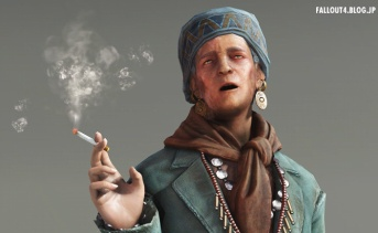 Smoking Mama Murphy