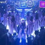 『美脚が眩しすぎるwww 乃木坂46 HEY!HEY!NEO!『Route 246』披露!!!キャプチャまとめ!!!』の画像