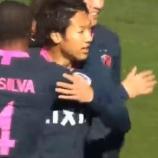 『[ACL] 鹿島アントラーズ FW伊藤翔が2ゴールも 元伊代表FWペッレの2得点で追いつかれ敵地でドロー』の画像