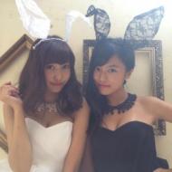 【画像】小島瑠璃子と佐野ひなこがバニーガール&下着姿を公開wwwwwwwwwwwww アイドルファンマスター