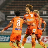 『【愛媛FC】後半 FW藤本佳希が同点ゴール‼ 2位FC琉球に1-1で引き分け 貴重な勝ち点1』の画像