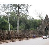 『【カンボジア】 3日目 南大門、アンコール・トム、タ・プロ—ムへ』の画像