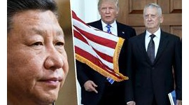 【米国】ウイグル人権法案可決、中国「強烈な憤慨」と反発