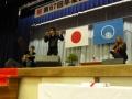 GACKT 徳島県の中学校で行ったゲリラライブを生中継