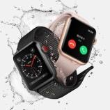 『【大勝利】Apple Watchがスマートウォッチ市場の半分ものシェアを獲得していた!一方、サムスンは7分の1まで陥落m9(^Д^)』の画像