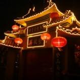 『【クアラルンプール観光】金に輝く仏像は見応えがあり!法界観音聖寺』の画像