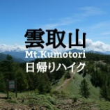 『絶対にマネをしてはいけない雲取山日帰り登山をRUSH5Rで。』の画像