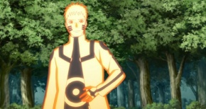 【BORUTO -ボルト-】第198話 感想 ナルトが中年呼ばわりされて衝撃を受ける視聴者たち