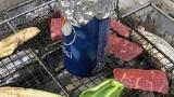 サバイバルニートだけど、空き缶炊飯したら大成功してワロタwww(※画像あり)