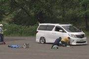 【新潟】1歳女児が父親の車にはねられ頭蓋骨陥没骨折で死亡 長岡市栖吉町のイベント会場駐車場