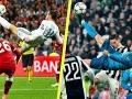 【動画】サッカー史上の史上最高のバイシクルボレー!TOP 15 ロナウド、イブラヒモビッチ、ベイル、ロナウジーニョ