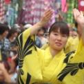 2012年 第62回湘南ひらつか 七夕まつり その10(千人パレード2)