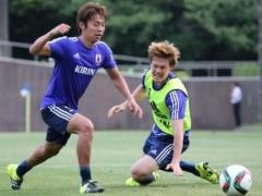 【悲報】清武が日本代表の練習中に骨折!手術が必要で数週間離脱へ