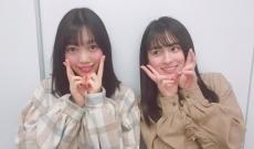 【乃木坂46】大園桃子が北川悠理に心開いてる感あるね!