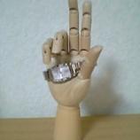 『不便な手首』の画像