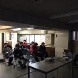 『12/22 大阪支店 安全会議』の画像