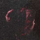 『FSQ-106EDで捉えたはくちょう座の網状星雲全景 ☆彡』の画像