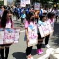 2014年横浜開港記念みなと祭国際仮装行列第62回ザよこはまパレード その36(ヨコハマカワイイパレード)の15(ツブ★ドル)