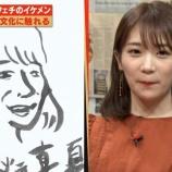 『【乃木坂46】ハライチ岩井が描いた秋元真夏のほうれい線wwwwwww』の画像