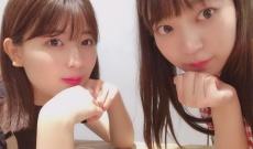 【乃木坂46】阪口珠美、エクステをつけて超可愛くなってる!