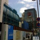 『(番外編)東京・東銀座 歌舞伎座の建替え工事進行中!』の画像