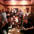 『松の寿 松井さん、田酒 大木さん、流輝 松原さんと飲む~リッチー・ホゥティンとNEXT FIVEのコラボ酒』の画像