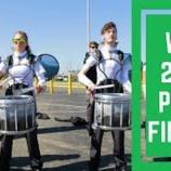 『【WGI】ドラム大会ロット! 2018年センターグローブ高校『イン・ザ・ロット』大会本番前動画です!』の画像